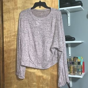 Bell Sleeve long sleeve shirt